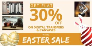 Digital Transfers & Canvases